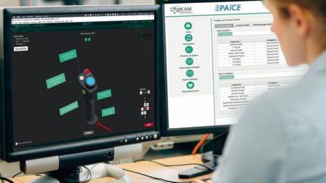 Additive Fertigung DigiKAM-Plattform Fraunhofer IEM remmert miele