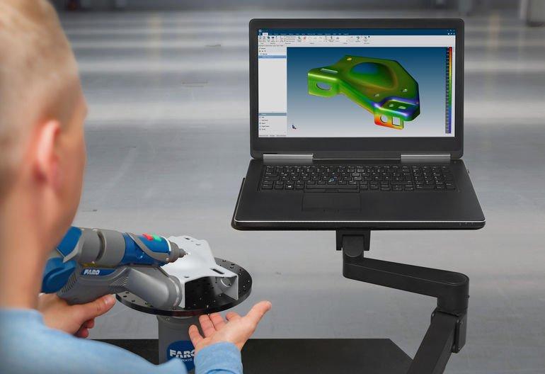 Messtechnik-Software CAM2 Version 2020