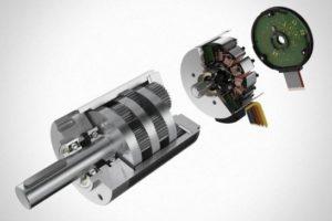 Flachmotoren-Faulhaber