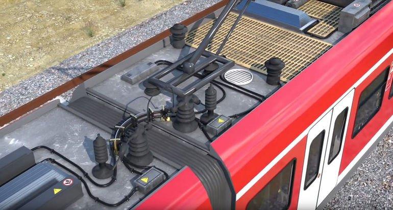 Kabelschutz in der Bahntechnik