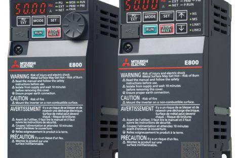 Frequenzumrichter-Mitsubish-Electric