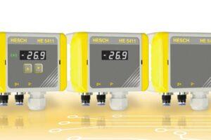 Differenzdruck-Messumformer HE 5411
