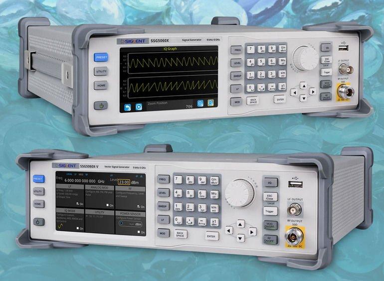 HF-Signalgeneratoren-Sigilent-Meilhaus