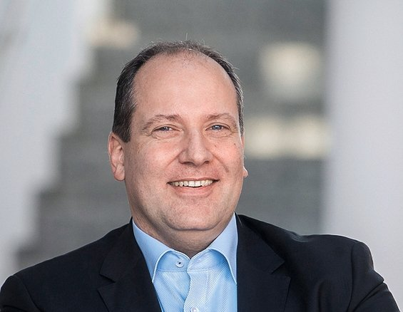 Thilo Döring, Geschäftsführer, HMS Industrial Networks Bild: HMS