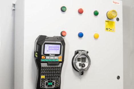 mobile Drucker panduit