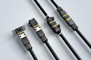 Industrie-Steckverbinder Rundsteckverbinder Harting