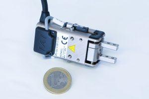 Zweipunkt-Hubmagnet-Greifer