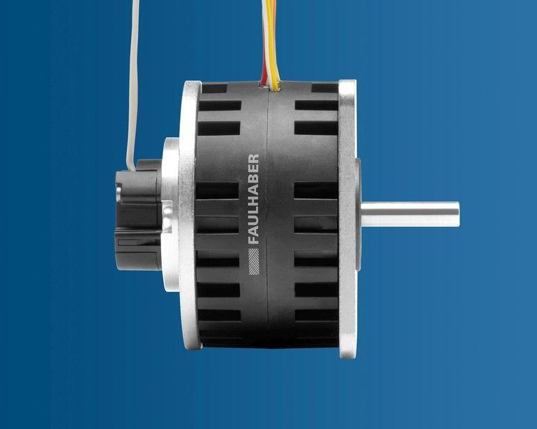 IE3-Encoder Faulhaber Scheibenmagnet-Schrittmotoren