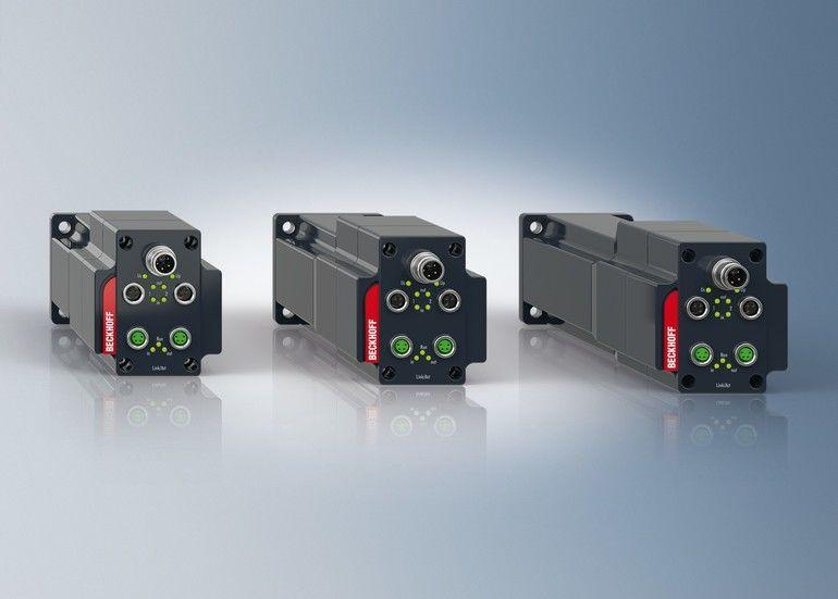 Integrierter Servoantrieb Beckhoff schaltschranklose Automatisierung