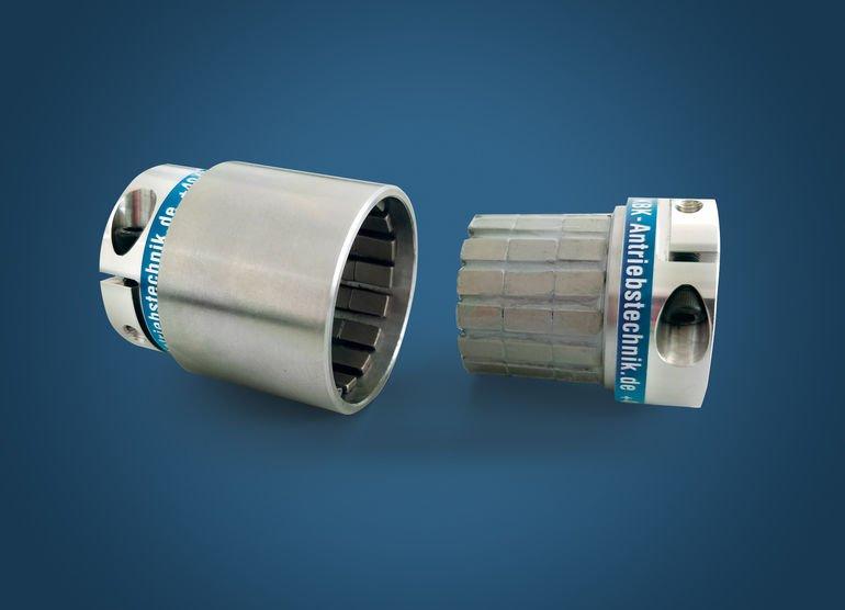 Magnetkupplungen Überlast KBK Antriebstechnik