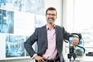 kollaborierende roboter Universal Robots Helmut Schmid