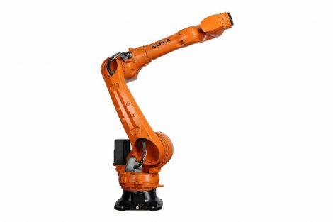 KR Iontec Kuka Roboter Digitale Fertigung