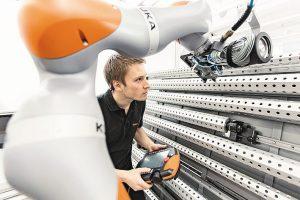 Roboterprogrammierschulungen