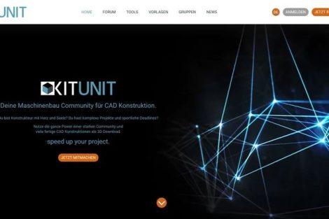 Kitunit Maschinenbau Community-Plattform Item