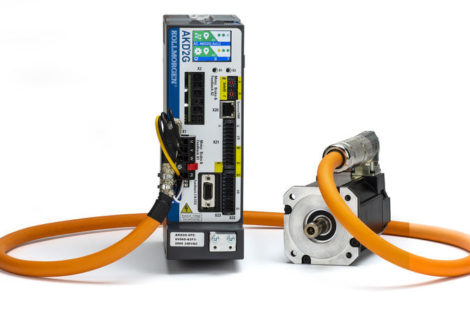 Kollmorgen Elektromotoren Single-Source-Lösung servoverstärker