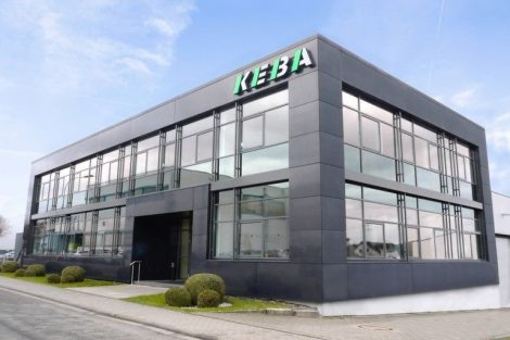 LTI Motion Gruppe Keba Industrial Automation