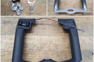 Lasersintern EOS 3S Antriebe