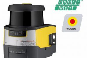 Der Sicherheits-Laserscanner RSL 400 Profisafe mit Profinet-Schnittstelle