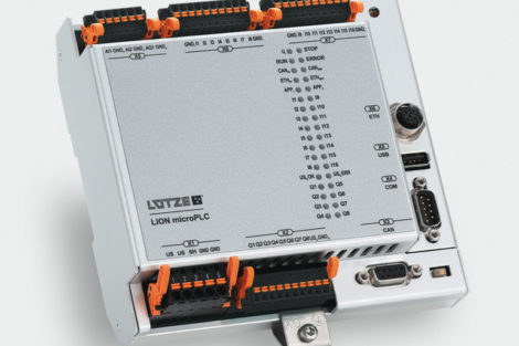 Logikmodul-Lion_microPLC-Lütze_Transportation