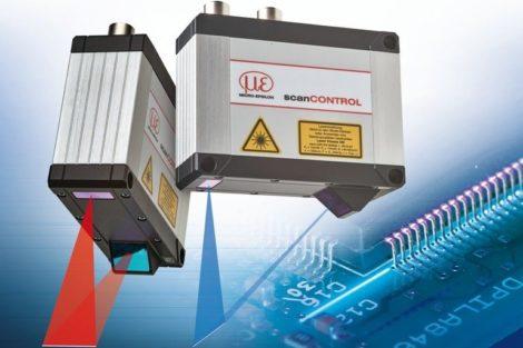 Laser-Scanner ScanControl 30xx micro-epsilon