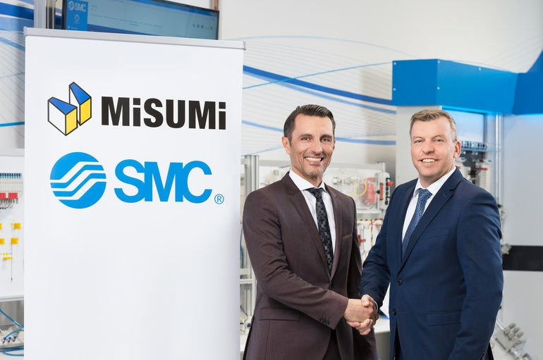 Misumi Automatisierungstechnik SMC eCommerce-Plattform