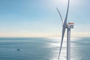 Mittelspannungs-Umrichter-ABB-Offshore-Windturbine