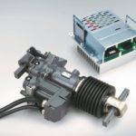 Dämpfungssysteme von NSK auf Kugelgewindetrieb-Basi