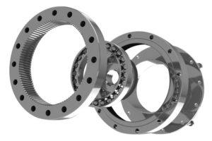 Spannungswellengetriebe Robotik getriebe Nidec Graessner