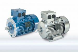 Getriebebau Nord IE3-Asynchronmotoren Frequenzumrichter