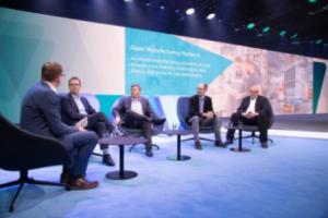 Open Manufacturing Platform Bosch OMP Steering Committee Anheuser-Busch InBev ZF Friedrichshafen
