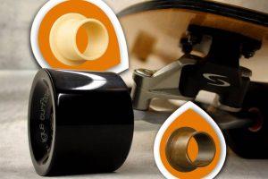 Iglidur Z und Iglidur J350 Hochleistungspolymere igus gleitlager Curfboard