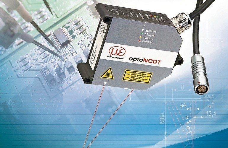 Laser-Sensor optoNCDT