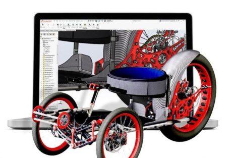 Partnerschaft Dassault Systèmes Xometry Teilefertigung solidworks catia