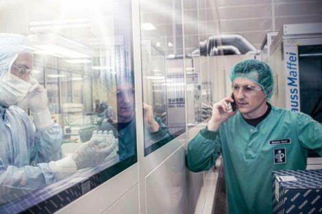 Kunststoff-Corona-Tests pöppelmann Qiagen famac