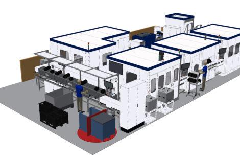 Pressenantriebe-Tox-Pressotechnik-Fertigungslinie