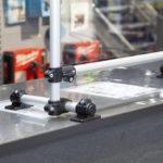 Tröpfchenschutz-System Schutz- und Abtrennvorrichtungen rk rose+krieger spuckschutz