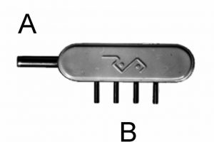 Mini-Schlauchverbinder
