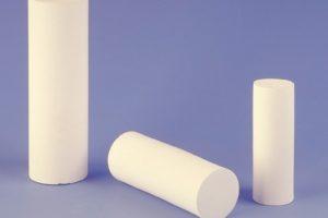 Sinterstab_aus_porösem_Kunststoff_(PTFE)_zur_Filtration_von_Gasen_und_Flüssigkeiten