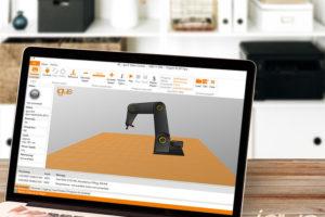 Robotersimulation_igus_Steuerungssoftware