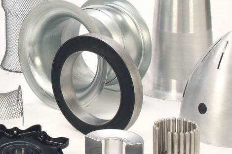 Gummi-Metall-Elemente Schwingungsdämpfer Rübsamen