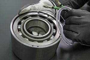 Glasfaser-Sensortechnik