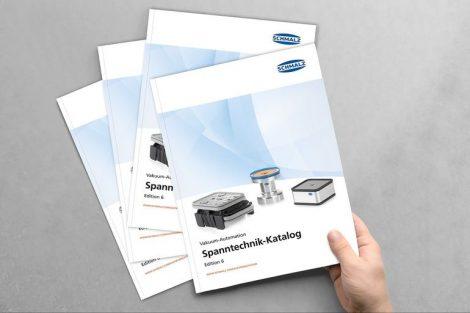 Spanntechnik-Katalogs