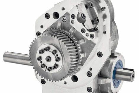 Webmaschine Schneckengetriebe getriebe SPN Schwaben Präzision