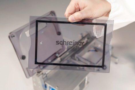Schreiner Pro Tech Folding Frame Solution Bauteilverbindungen