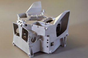 3D-Druck Feinguss AddCasting Schübel