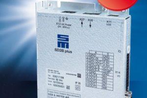 Servoverstärker Sieb-Meyer Frequenzumrichter SD2B plus