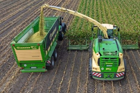 plm-software Siemens bernard krone agritechnica