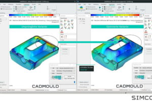 Simcon Spritzgiess Simulationssoftware Cadmould