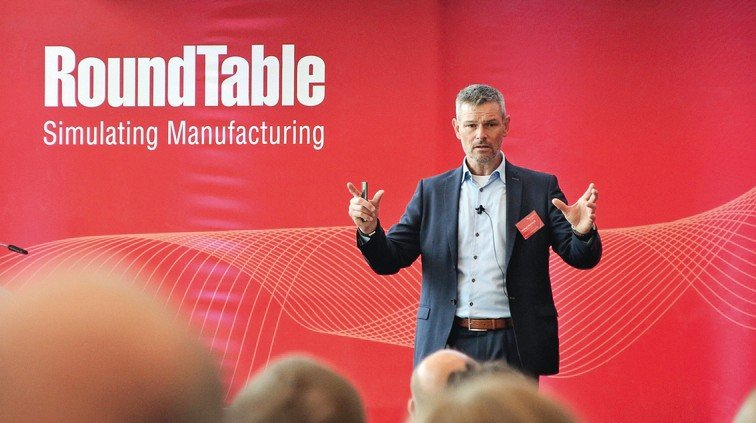 Roundtable Simulating Manufacturing