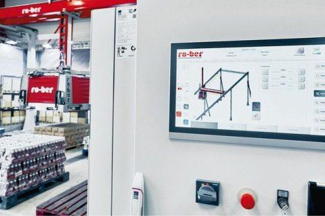 Steuerungstechnik Beckhoff Intralogistiklösungen Ro-Ber